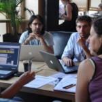 Blogging team CMC 2010