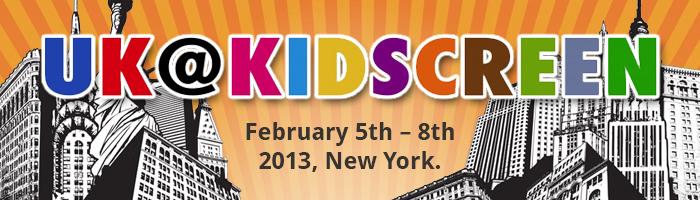 UK@Kidscreen 2013