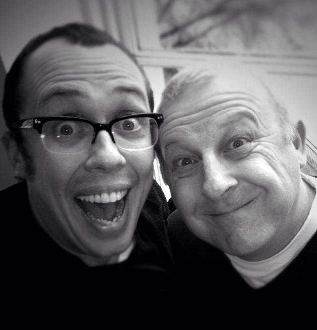Bob Golding & Glen Davies