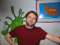 Matt Barbrook, Director of Channel Strategy – Nickelodeon UK