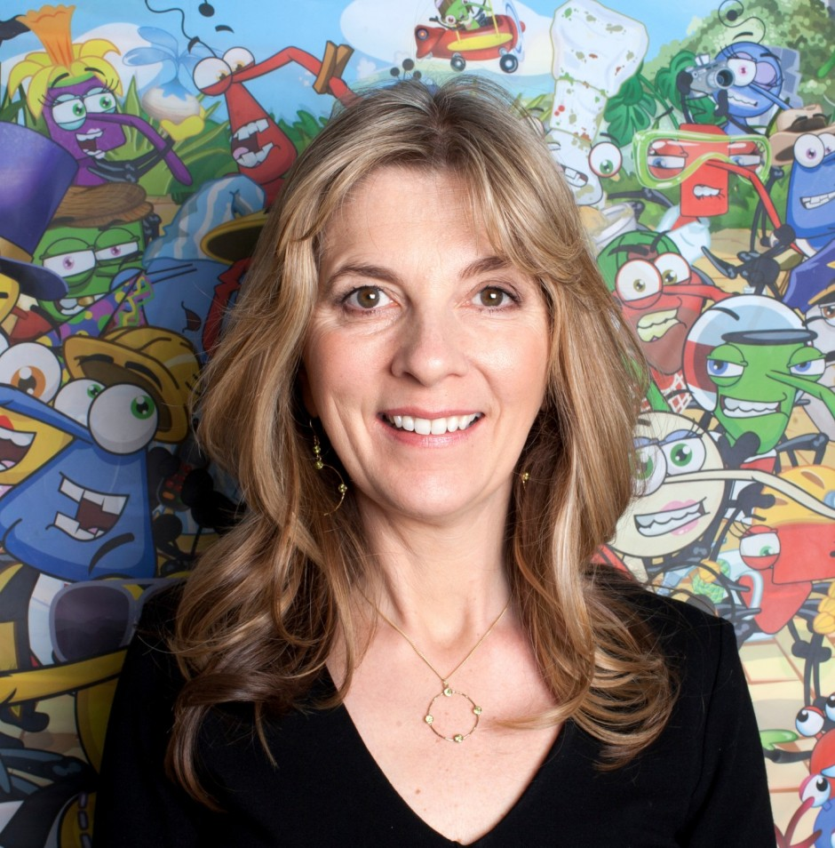 Amelia Johnson, Co-Founder – Bin Weevils