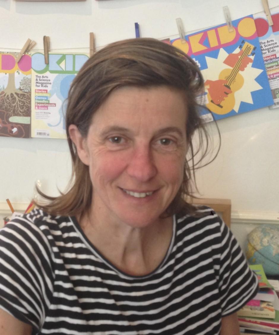 Sophie Dauvois, Editor – Okido
