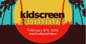 Kidscreen 2016 logo