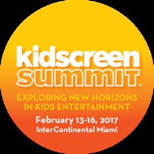 KIdscreen Logo 2017